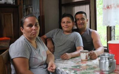 A small family with a big coffee project, Finca El Boyerito